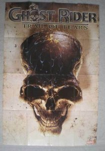 GHOST RIDER TRAIL OF TEARS Promo Poster, 2007, Unused, more in our store