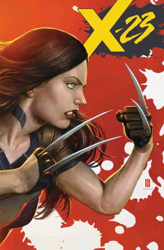 X-23 #1 Poster by Choi (24 x 36) Rolled/New!