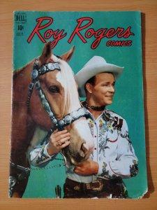 Roy Rogers Comics #19 ~ GOOD - VERY GOOD VG ~ 1949 Dell Comics