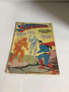 Superman 145 Gd Good 2.0 DC Comics Silver Age