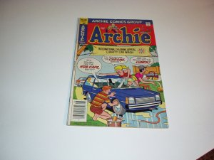 Archie Comic Series  ARCHIE #283, August 1979