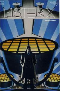 Mister X (Vol. 1) #9 VF; Vortex | save on shipping - details inside