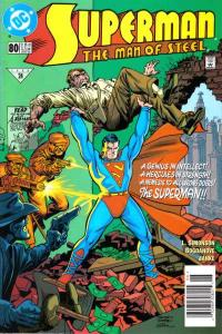 Superman: The Man of Steel #80, NM- (Stock photo)