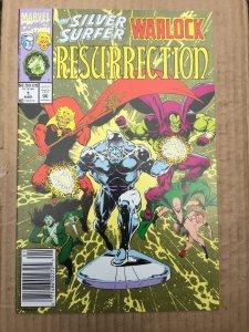 Silver Surfer/Warlock: Resurrection #1 (1993)