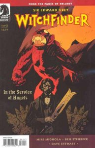 Sir Edward Grey: Witchfinder - In the Service of Angels #1, NM (Stock photo)