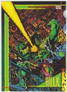 1993 Marvel Universe #1 Hulk