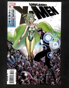 The Uncanny X-Men #478 (2006)