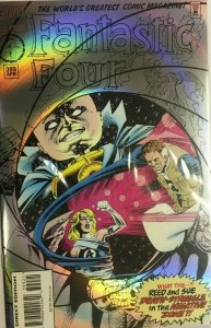 Fantastic four foil cover #399 8.0 VF (1995)