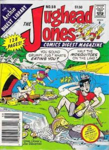 Jughead Jones Digest Magazine, The #59 FN; Archie | save on shipping - details i
