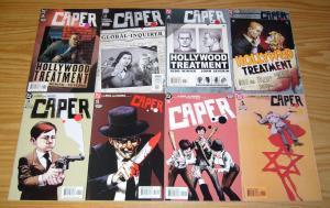 Caper #1-12 VF/NM complete series - jewish maffia story - cool crime story set