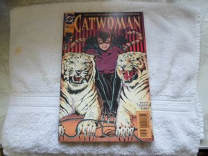 1994 DC COMICS CAT WOMAN NM # 10