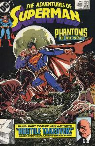 Adventures of Superman #453 FN; DC | save on shipping - details inside