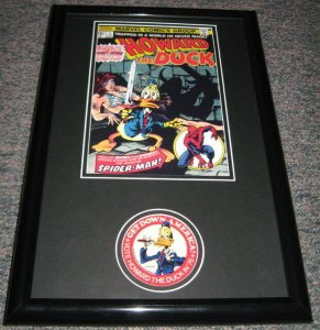 1976 Howard the Duck Framed 11x17 Official Reproduction Photo Display