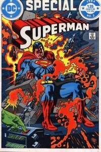 Superman (1939 series) Special #2, VF+ (Stock photo)