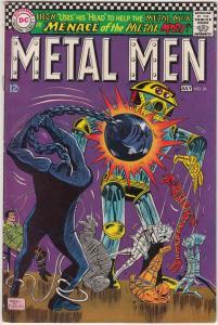 Metal Men #26 (Jul-67) VF/NM High-Grade Metal Men (Led, Tina, Tin, Gold, Merc...