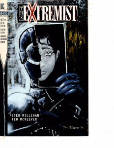 Lot Of 2 Comic Books DC Extremist #2 and Don't Believe in Ghosts #15 Batman WT21