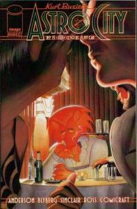 Kurt Busiek's Astro City (1996 series) #13, NM- (Stock photo)