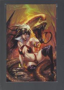 Vengeance of Vampirella #18 Incentive Cover