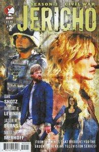 Jericho Season 3: Civil War #2B VF/NM; Devil's Due | save on shipping - details