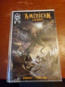 American Legends #5 (2014)