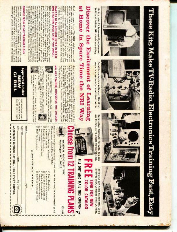 Male-3/1969-Pussycat-Jackals-Bombs-Sex-Adventure