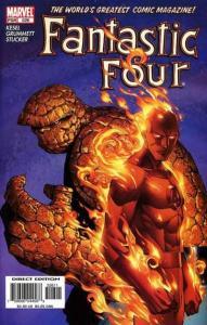 Fantastic Four (2003 series) #523, NM- (Stock photo)