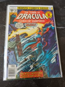 THE TOMB OF DRACULA #60 VF/NM