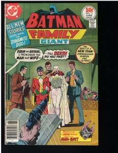 Batman Family #11 (DC, 1976)