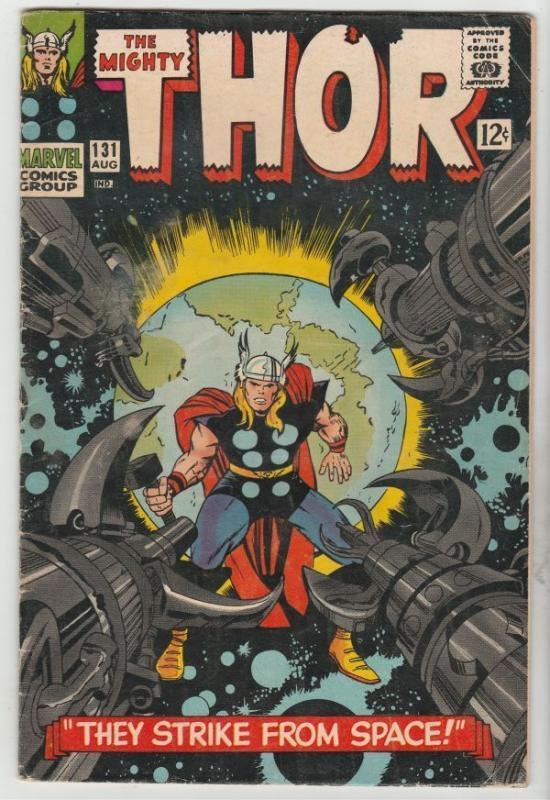 Thor #131 The Mighty strict FN 6.0    Appearance - Volstag, Hogun and Vandral