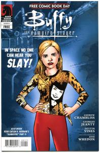BUFFY the VAMPIRE SLAYER / The GUILD, NM, FCBD, Alabaster, 2012, more in store