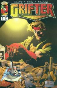 Grifter (1996 series) #4, NM + (Stock photo)