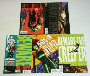 Beware the Creeper #1-5 VF complete series - vertigo comics set lot 2 3 4