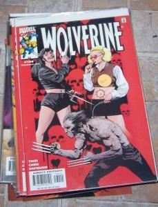 Wolverine #160 (Mar 2001, Marvel) MR X LADY KILLERS SABERTOOTH
