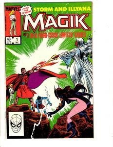 6 Comics Magik 1 2 Scarlet Spider 1 Sensational 1 Spectacular 1 Hawkeye 1 SS4