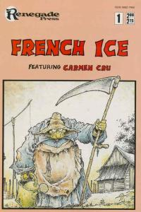 French Ice #1 VF; Renegade | save on shipping - details inside