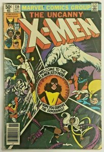 UNCANNY X-MEN#139 VG 1980 MARVEL BRONZE AGE COMICS