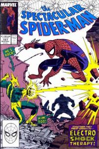 Spectacular Spider-Man (1976 series) #157, NM- (Stock photo)