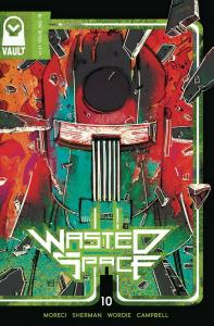 WASTED SPACE (2018 VAULT COMICS) #10 PRESALE-05/29