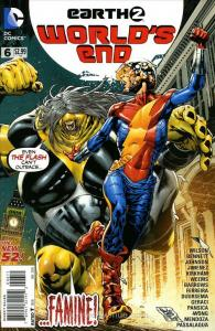 Earth 2: World's End #6 VF/NM; DC   save on shipping - details inside