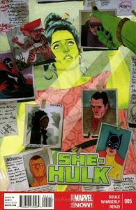 She-Hulk (3rd Series) #5 VF/NM; Marvel | save on shipping - details inside