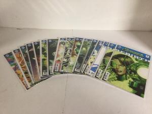 Green Lanterns 1-9 11-14 One-Shot Rebirth Lot Set Run Nm Near Mint DC Rebirth