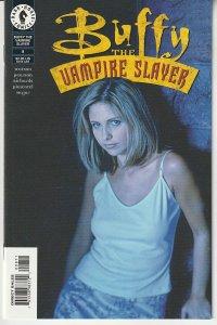 Buffy the Vampire Slayer(1998) #8 (Photo Variant)