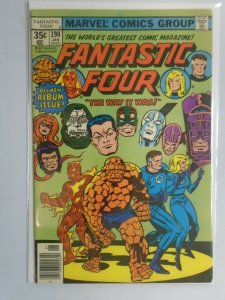Fantastic Four #190 4.0 VG (1978 1st Series)