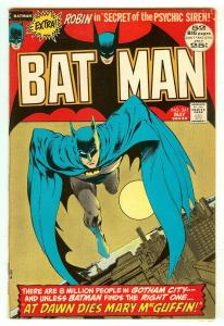 Batman 241   Neal Adams cover