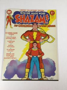 Shazam Treasury Size Limited Collectors' Edition C-21 (Summer 1973, DC) Fn/vf