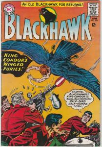 Blackhawk #209 (Jun-65) VF/NM High-Grade Black Hawk, Chop Chop, Olaf, Pierre,...
