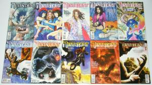 Testament #1-22 VF/NM complete series - bible - christianity - end times set lot
