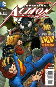 Action Comics (2nd Series) #27 VF/NM; DC | save on shipping - details inside