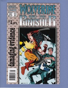 Wolverine and the Punisher #1 NM
