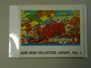 Gum Card Collectors Library Vol 1 SC TPB 4.0 VG water stain (1983)
